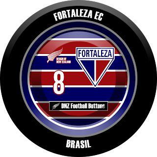 DNZ Football Buttons: Fortaleza EC