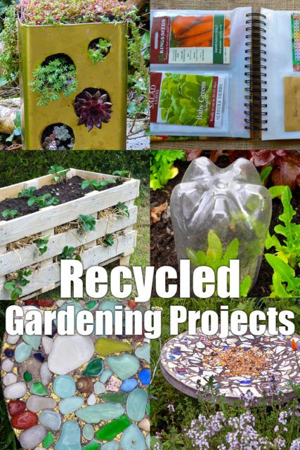 17 best images about garden junking on pinterest for Upcycled garden projects from junk