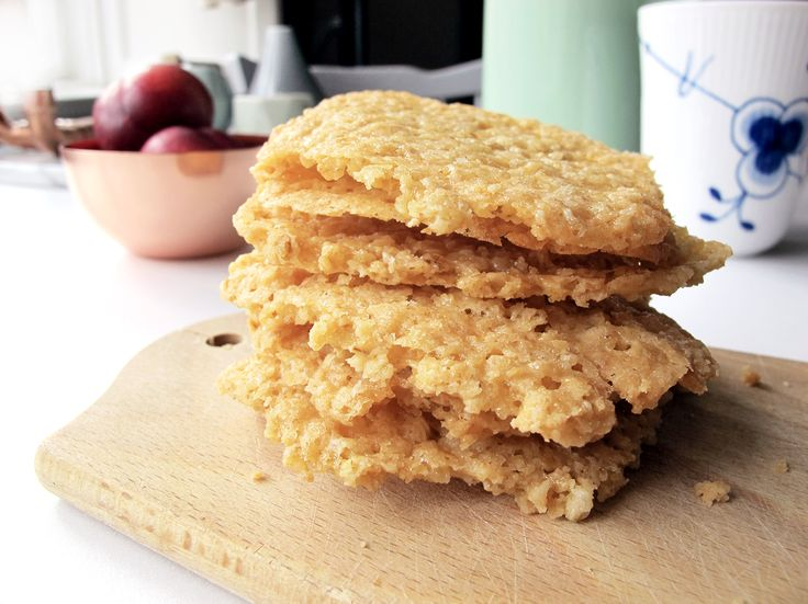Oatmeal cookies without milk and gluten. The recipe can be found on the blog frkhansen.dk