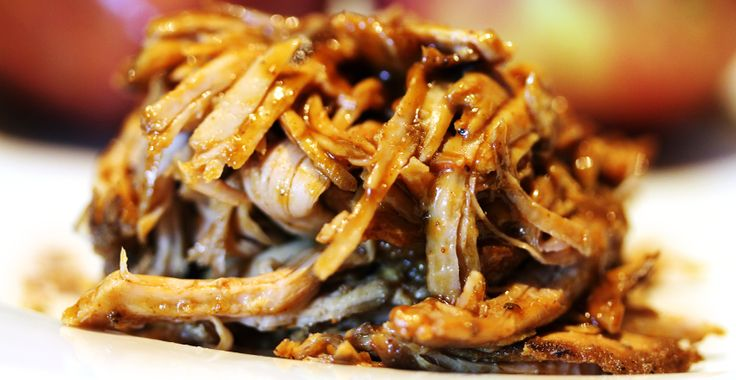 Paleo Pulled Pork, A Perfect Picnic BBQ or Holiday Recipe -