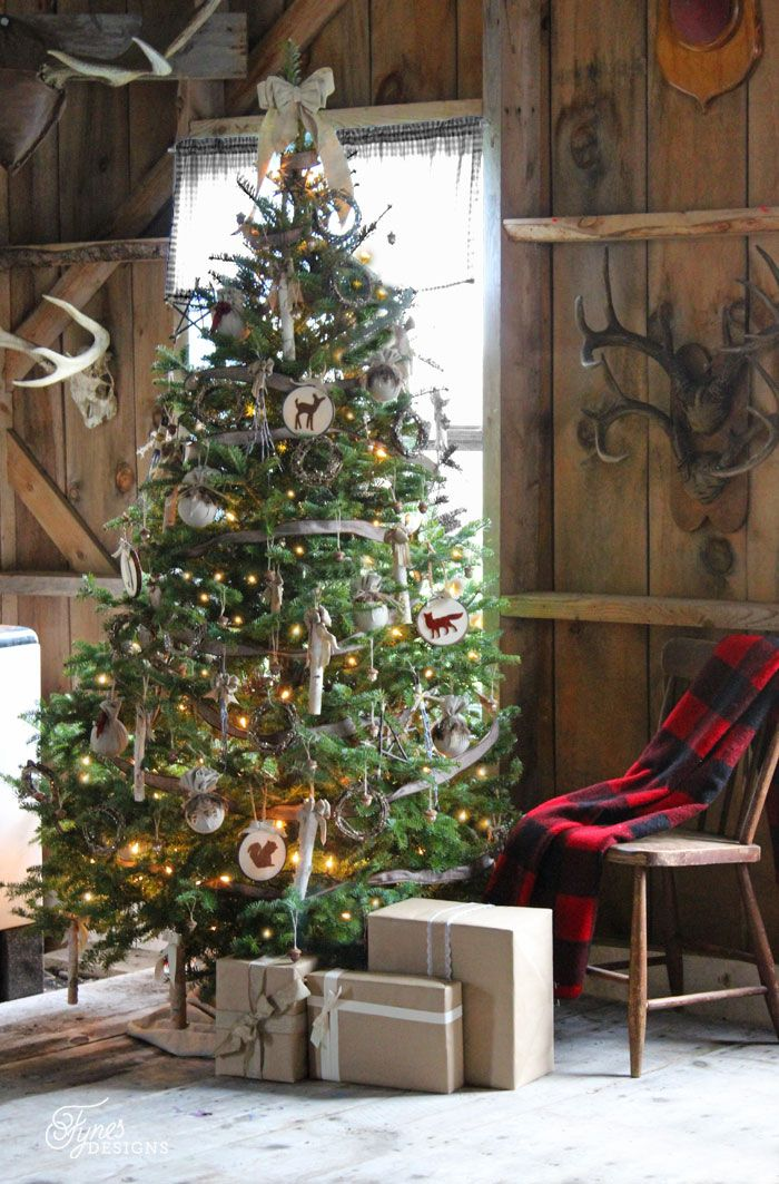 869 Best Christmas Cozy Cabin Images On Pinterest