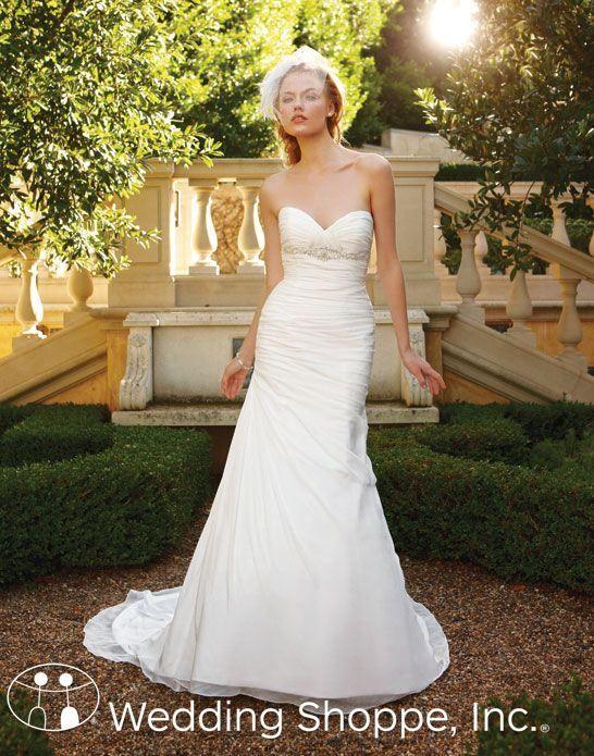 Casablanca  Bridal Gown 2049