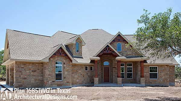 air jordan  black friday Hill Country House Plan   WG built in Texas  readywhenyouare
