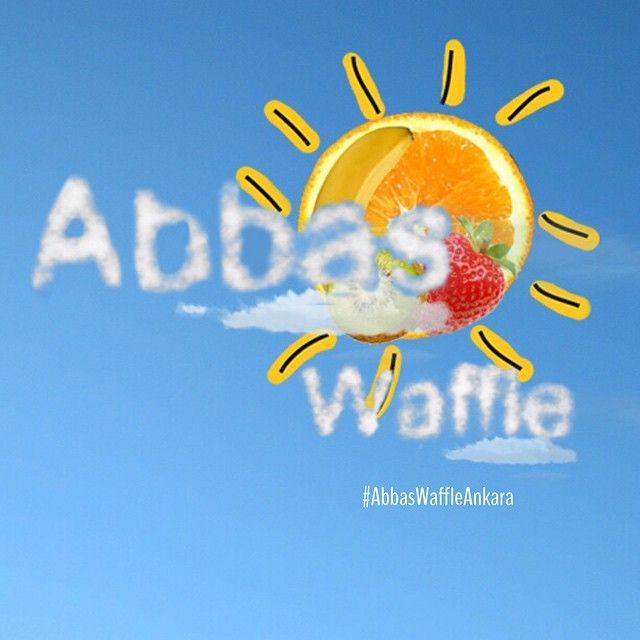 Güzel havalarda nereye baksak aklımıza waffle ve gelato geliyor!