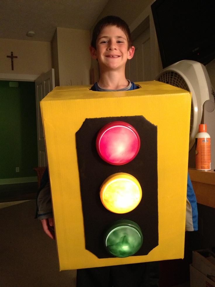 Stop light costume | Halloween | Pinterest | Lights and ...