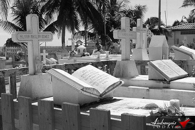 AmbergrisToday.com   25 Years Ago   The Celebration of Dia De Los Muertos in San Pedro, Ambergris Caye, Belize