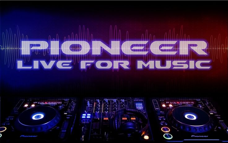 muziek draaitafels pionier deck dj 1440x900 wallpaper Art HD Wallpaper
