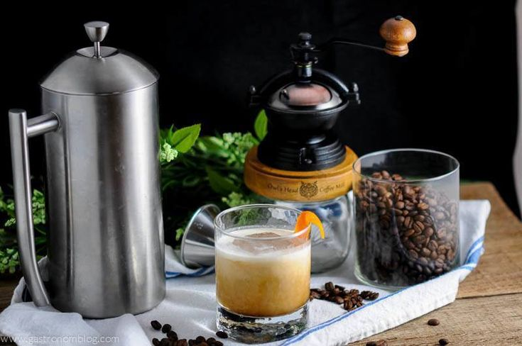 Cold Brew Coffee and Bourbon together? Yes, please!   With summer coming, we need a way to get our caffeine fix with out having a hot cup of coffee, so we have been drinking a lot of cold brew…
