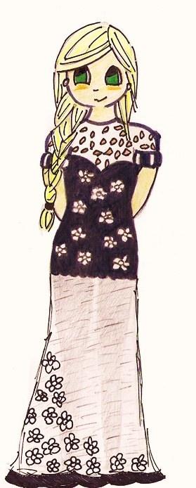 """La tendencia de la semana: """"falda larga transparente"""""""