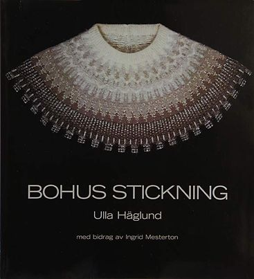 Poems of Color: Knitting in the Bohus Tradition – Wendy Keele | Tichiro - knits and cats