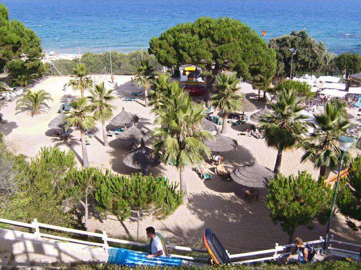 Camping Cala Gogo, Playa d'Aro.