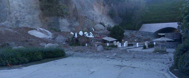 Mantiene protección civil de CDMX monitoreo de talud en Santa Fe