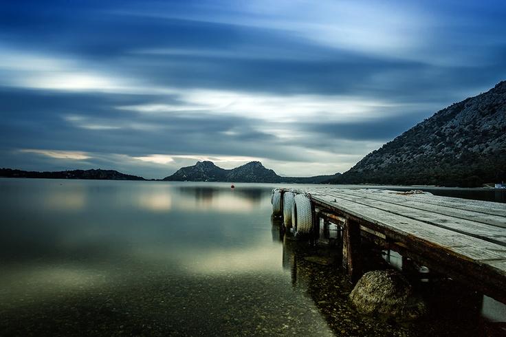 Vouliagmeni, Greece  by Ilias Agiostratitis #landscape
