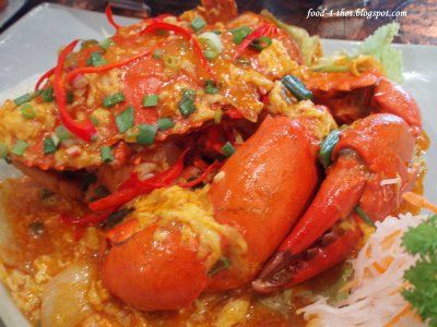 Kari Kepiting or Curried Crab (I've got the recipe in English! Just click the picture 1-2 times)