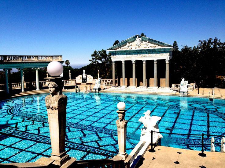 Hearst Castle, San Luis Obispo