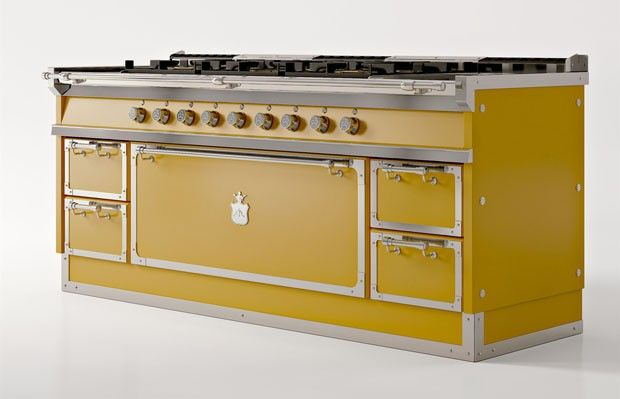 1000 images about officine gullo kitchens on pinterest - Cucine libera installazione vintage ...