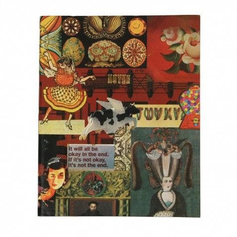Pasticcio A5 leather notebook, £15 from Paperchase
