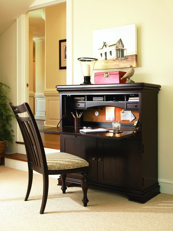 Better Homes And Gardens By Universal Home Office Summerglen Work Station  81470   Woodleyu0027s Furniture