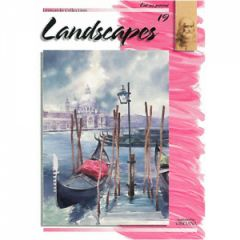 Leonardo Collection Desen Kitabı #19 Landscapes