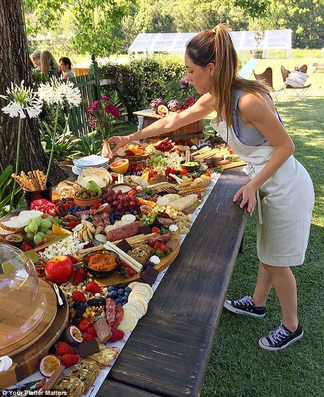 Drool-worthy: Gold Coast businesswoman Megan Fernandez started Your Platter Matters to mak...