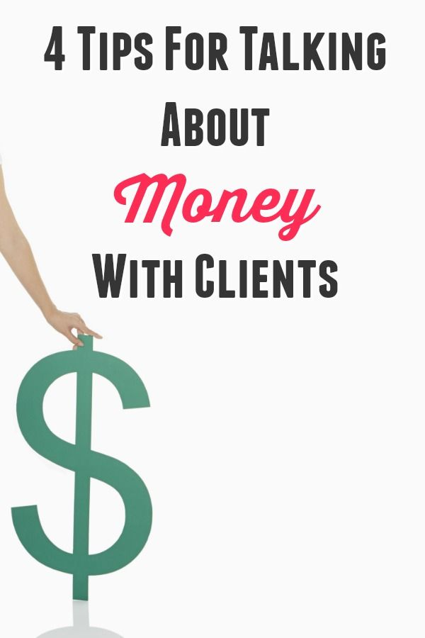 """4 Tips For Talking About Money With Clients -     As freelancers, we've ventured off on our own to take charge of our careers and have greater control over our earning power. While most of us have the """"take charge"""" part down, it seems the …"""