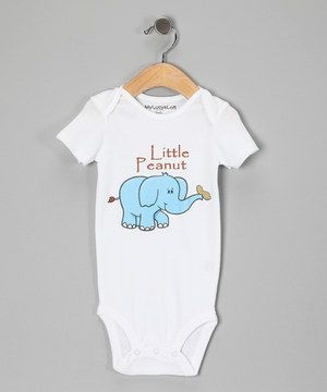 Take a look at this White 'Arrrgh! Change Me Booty' Bodysuit - Infant by  Just Too Funny: Infant Apparel on today!