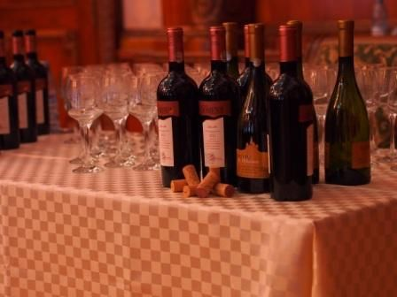 COTNARI HOUSE OF WINE-EUROPEAN DIPLOMATIC WINE on the rostrum of World Best Tourist Destination Ceremony for 2015