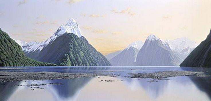 Mitre Peak, Milford Sound de Peter Geen