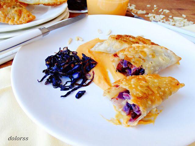 Sabrosas recetas de recetas con col lombarda en pinterest for Cocinar col lombarda