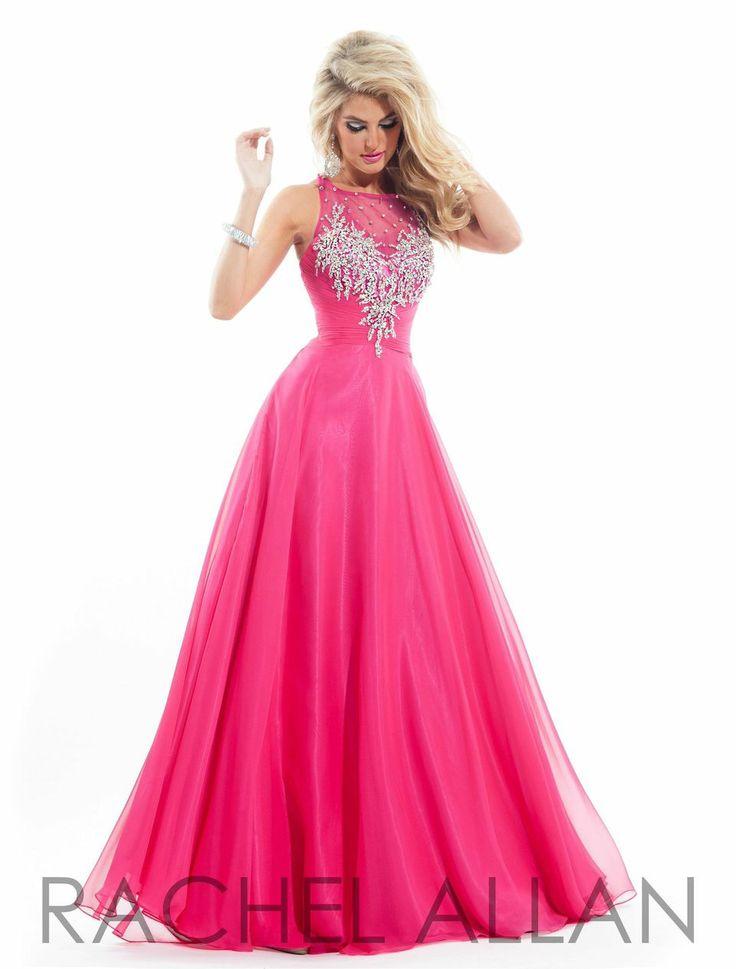 80 best Rachel Allan images on Pinterest | Party wear dresses, Prom ...