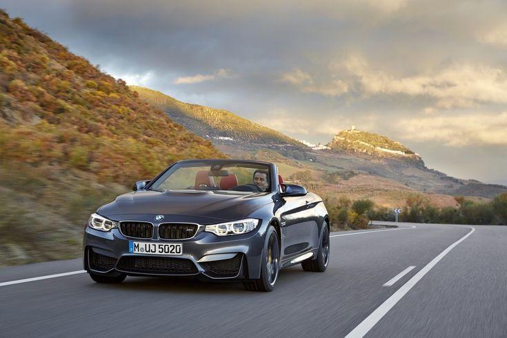 BMW M4: ecco la versione cabrio