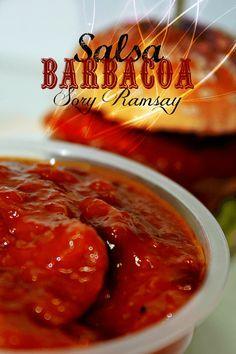 Salsa Barbacoa Sory Ramsay - LAS SALSAS DE LA VIDA