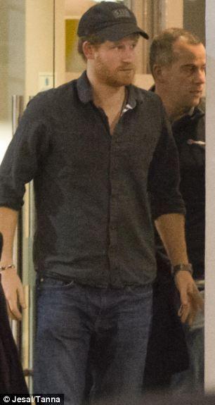 Prince Harry - spotted in London's SoHo twice in one week, 2014.