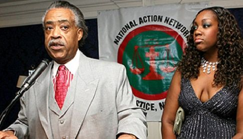 Sharpton's new media-watchdog site props up his daughter – the one suing NY for 5 mil