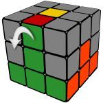 The easiest Rubik's Cube solution ever. You only have to learn 6 algorithms. We divide the Rubik's Cube into 7 layers and solve each group not messing up the solved pieces
