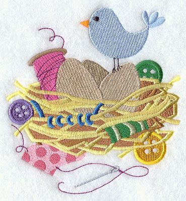 Machine Embroidery Designs at Embroidery Library! - Color Change - G8734