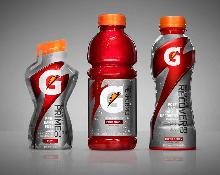 Jay Ostby and David Schlesinger were on the design team at Tether that re-imagined the Gatorade brand.