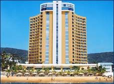 .: Distancias :. Copacabana Beach Hotel Acapulco - Información
