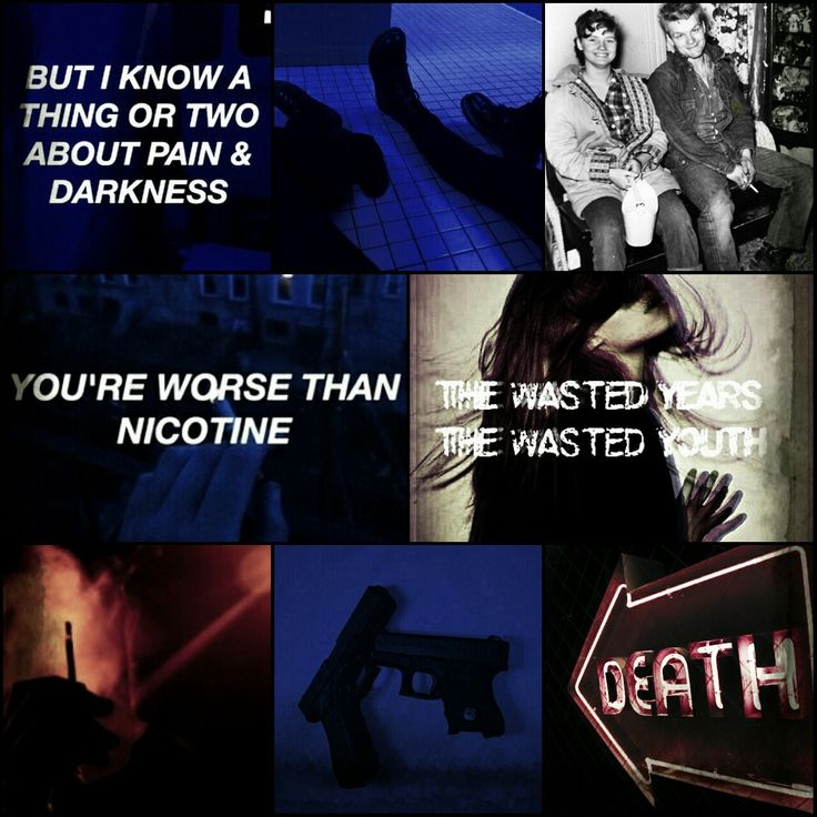 Charles Starkweather and Caril Ann Fugate Aesthetic Collage  I would like to give credit for the images used for my aesthetic collage since they're not mine.