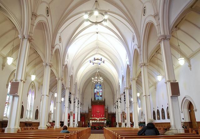 St. Basil's Toronto