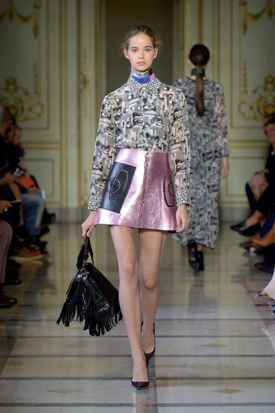 Andrea Incontri - Spring Summer 2016 Ready-To-Wear - Shows - Vogue.it