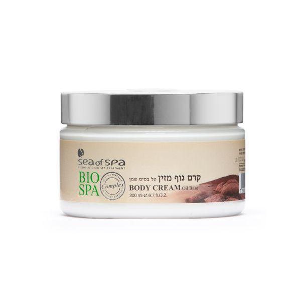 Sea Of Spa | питательное масло основе крем для тела