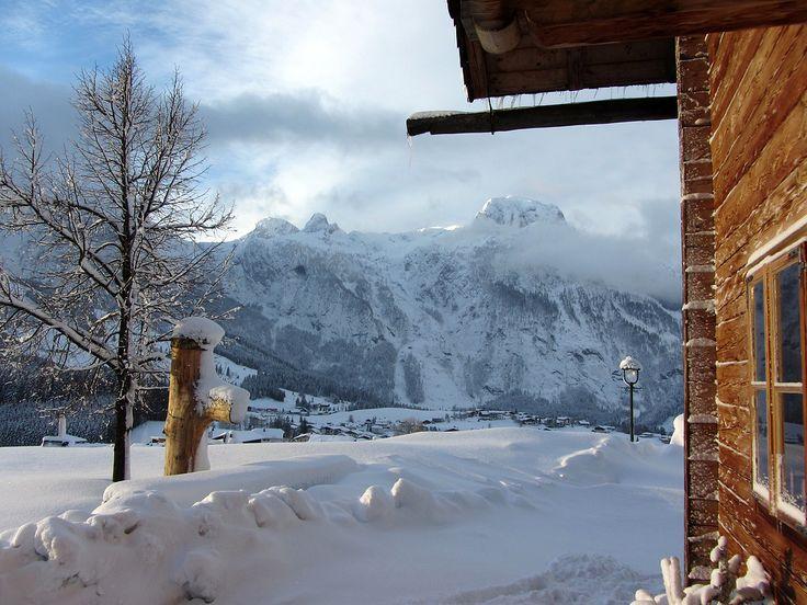 Абтенау: активный отдых в Австрии