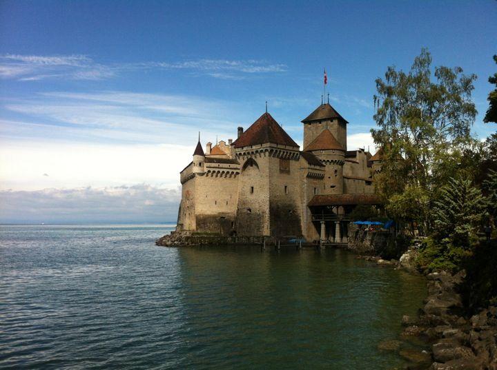 Château de Chillon, Veytaux, VD | 40 minutes away!