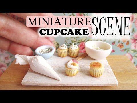 Miniature Victorian Tea Party: Tea Set / Crockery - Polymer Clay TUTORIAL - Part 1 - YouTube