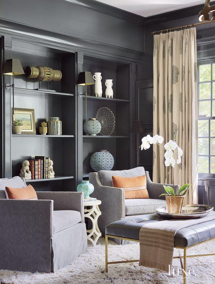 Best 25 Grey Bookshelves Ideas On Pinterest Wooden