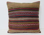 24x24 kilim pillow 24x24 large pillow case euro sham euro pillow case large couch pillow large rug large throw pillow euro pillow sham 28952