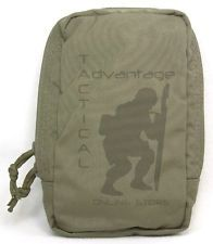 BAE Systems ECLiPSE Medium General Purpose Utility MOLLE Pouch - ranger green V2