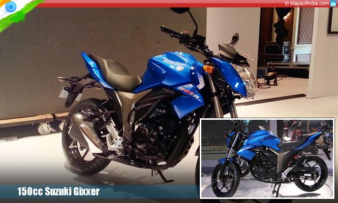New 150cc Suzuki Gixxer is expected to play quite a role in deciding what Suzuki's future in the Indian commuter motorcycle market will be.