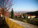 Prague in the Fall